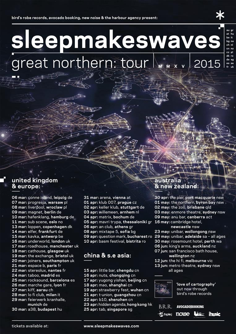 More dates announced for 'Great Northern' tour