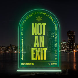 New EP 'Not an Exit'